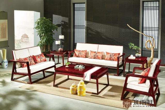 水雨轩·仁和系列 中山红木家具