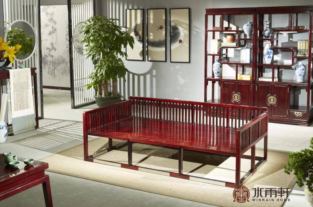 水雨轩家具 中山红木家具